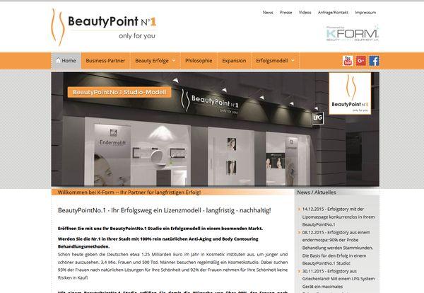 Schönheit im Franchise-System: Mit Beautysalon zum Erfolg