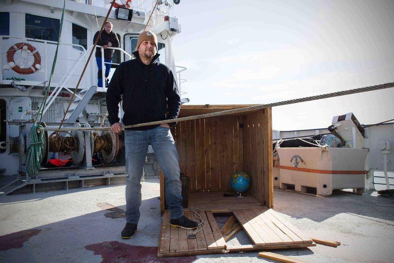 Smudo: Ich als Seemann auf hoher See...