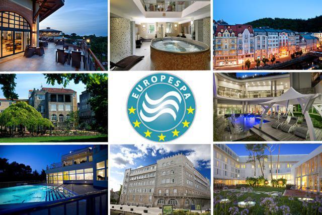 EuropeSpa: Zwölf neue Hotels mit dem Qualitätszertifikat