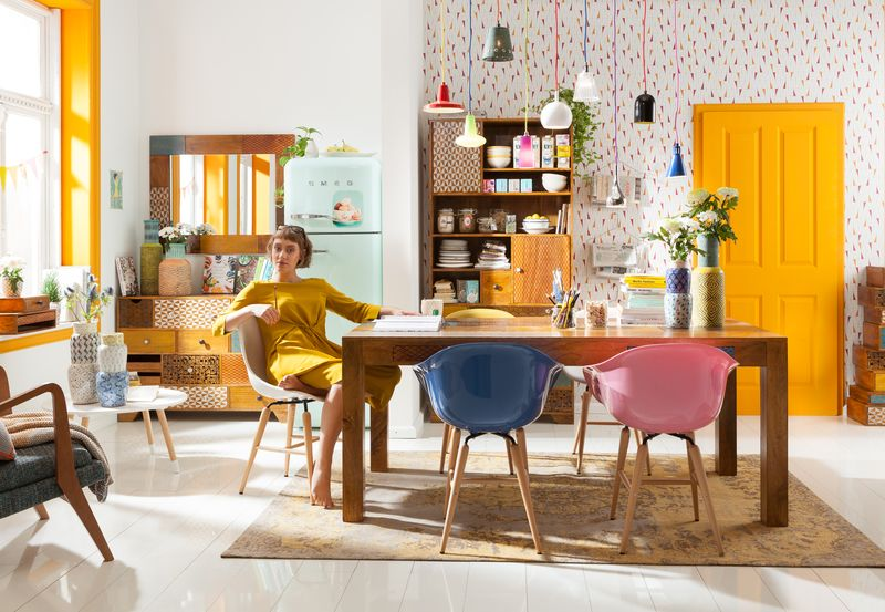 Trendsetter präsentieren Möbel, Leuchten und Wohnaccessoires