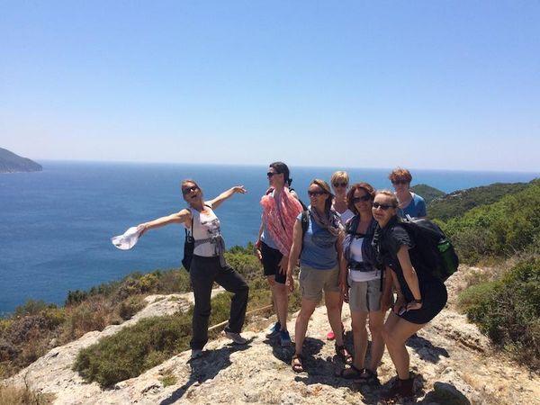 Aktiv sein und Relaxen auf Korfu mit singlereisen.de