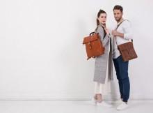 Beutelrucksäcke kombiniert zu lässigen Outfits sind 2016 der Renner