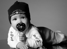 Das rockt! Schnuller, Fläschchen und Co von Rock Star Baby