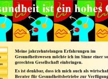 Günter Steffen ist Fachmann für Fragen um die KV-Sozialversicherung