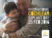 Internationaler Tag des Cochlea-Implantats