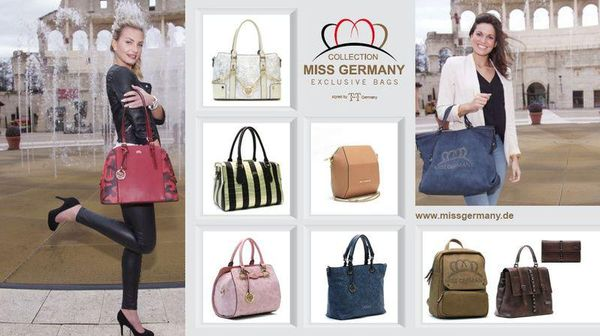 Miss Germany Exclusive Bags der Collection Miss Germany