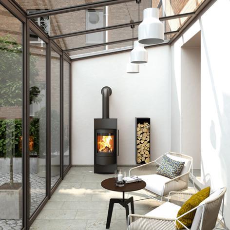 beliebter allrounder unter den kamin fen. Black Bedroom Furniture Sets. Home Design Ideas