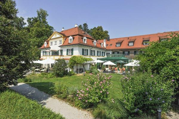 Solo-Arrangement im Schlossgut Oberambach