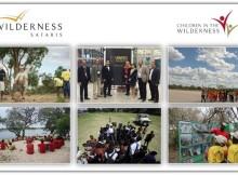 Wohltätigkeitsorganisation Children in the Wilderness durch UNWTO ausgezeichnet