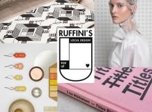 Design Pop-Up-Store Ruffini's eröffnet am 23. März am Rindermarkt