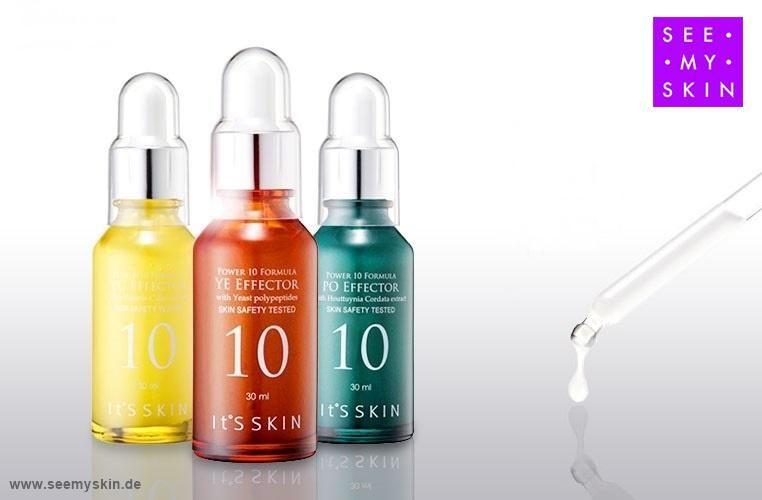 Die Essence für jedes Hautbedürfnis: Power 10 Formula von It's Skin