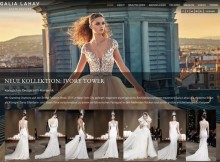 Haute Couture von Galia Lahav aus Tel Aviv