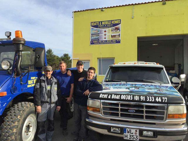 Horst Krüger und sein Team von Hurricane24 legen großen Wert auf persönlichen Kontakt