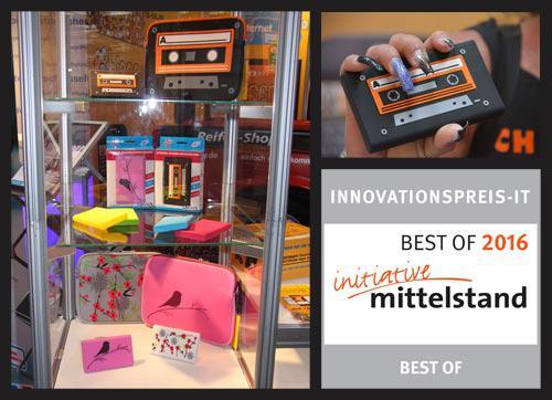 Innovationen satt auf der CeBit 2016