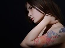Schonende Tattooentfernung