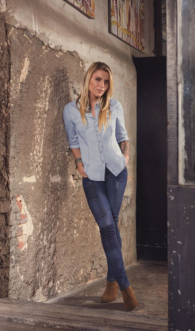 Sophia Thomalla als Model