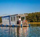 Febomobil Schwimmendes Haus direkt von der Werft