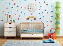 Polka Dots und bringen Persönlichkeit in jedes Kinderzimmer