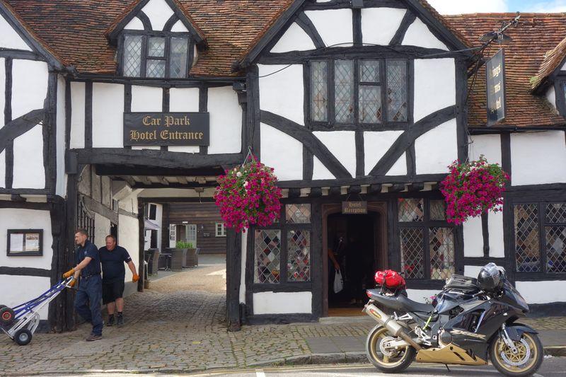 Schnieder Reisen: Autorundreise durch England