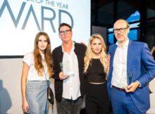 Modeunternehmen mit Blogger Look of the year Award ausgezeichnet