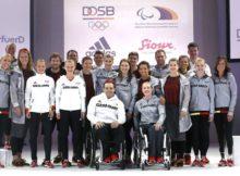 Präsentation der Bekleidung der Deutschen Olympiamannschaft und Deutschen Paralympischen Mannschaft von adidas und Sioux