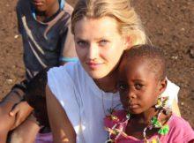 Simbabwe: Toni Garrn gründet Stiftung