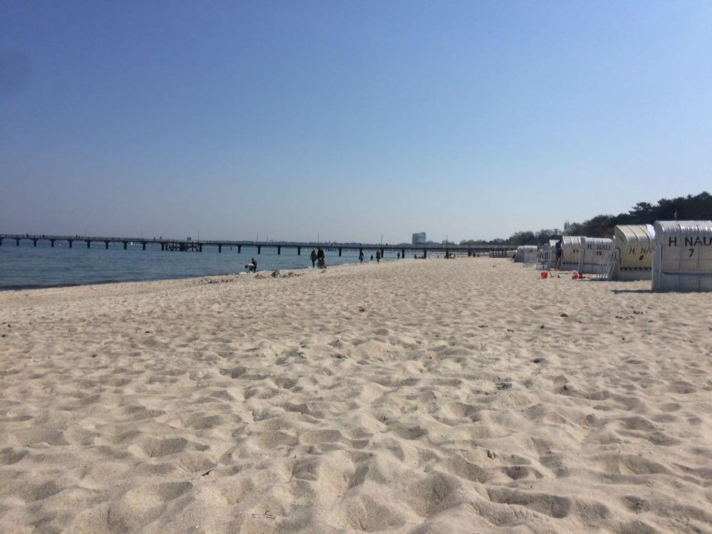 Sommer, Sonne und Meer