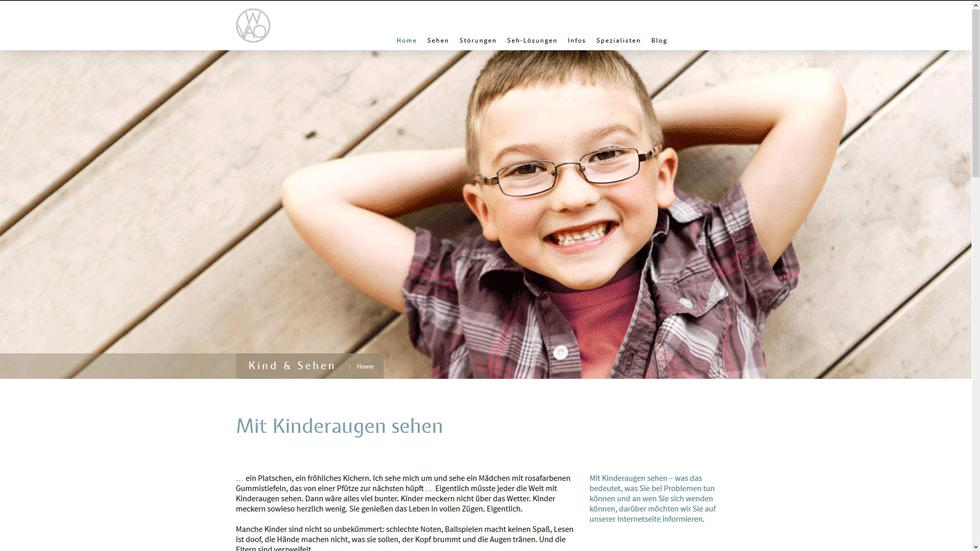 Das neue Elternportal www.kindundsehen.de ist online
