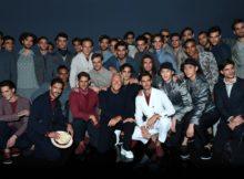 Giorgio Armani Menswear