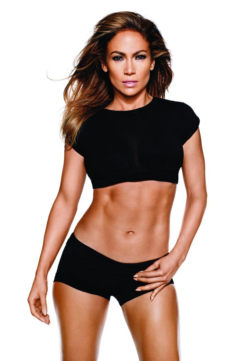 Schauspielerin und Fitness-Ikone Jennifer Lopez