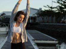 Auch beim Joggen ist Funktionssportbekleidung sehr nützlich