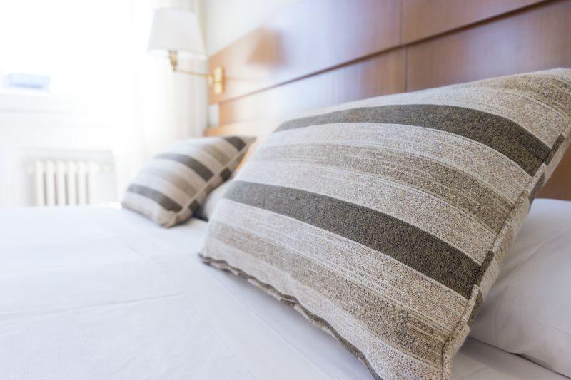Gutes Bett, guter Schlaf