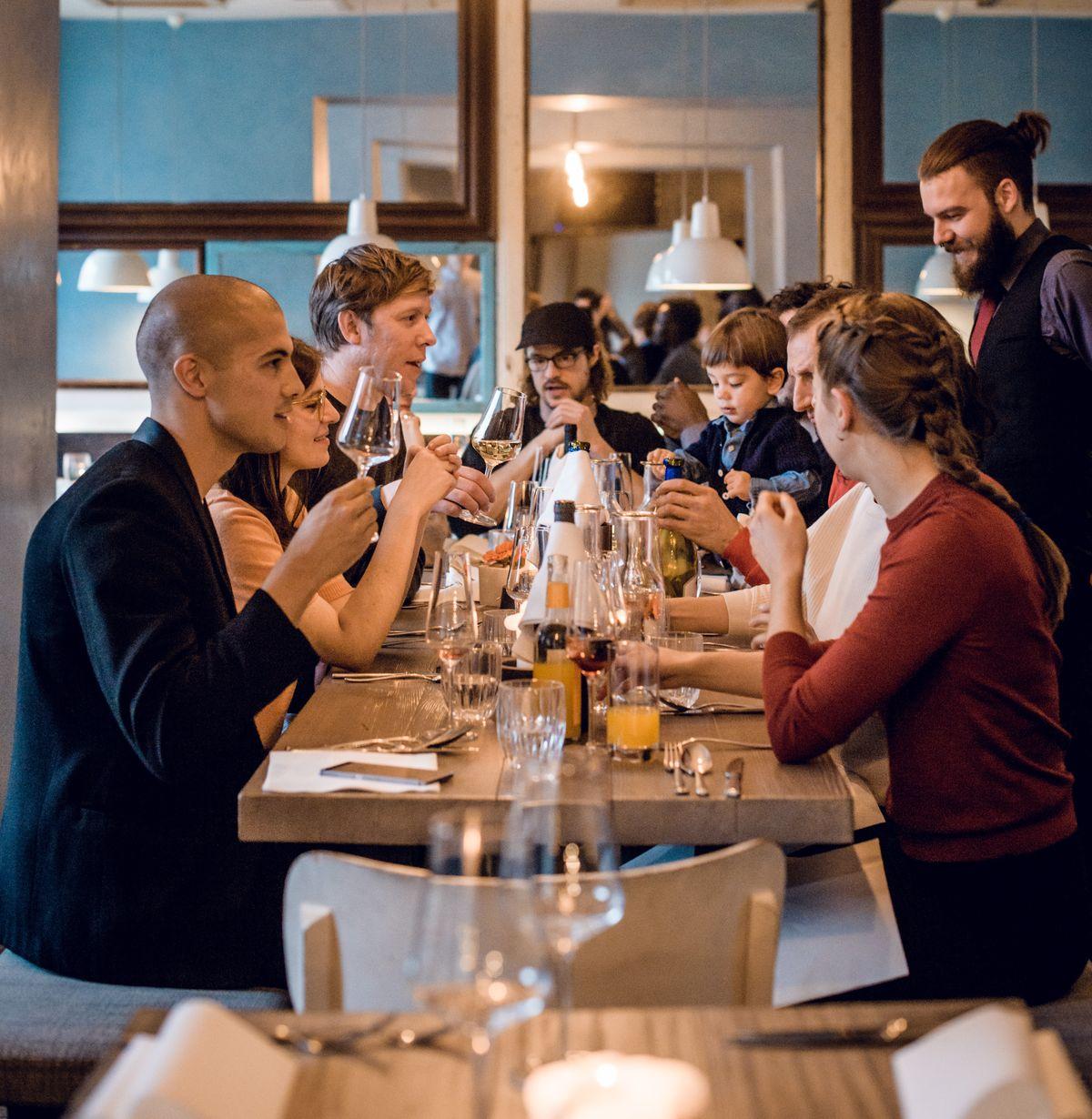 Kopps: Christian Rach kürt Berliner Lieblingsrestaurant