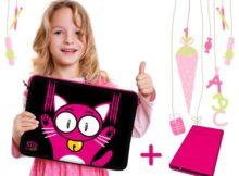 Originelle Geschenkidee zur Einschulung für Mädchen