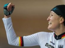 Bahnrad-Weltmeisterin Denise Schindler schwört wie viele Olympia-Teilnehmer auf Idenixx
