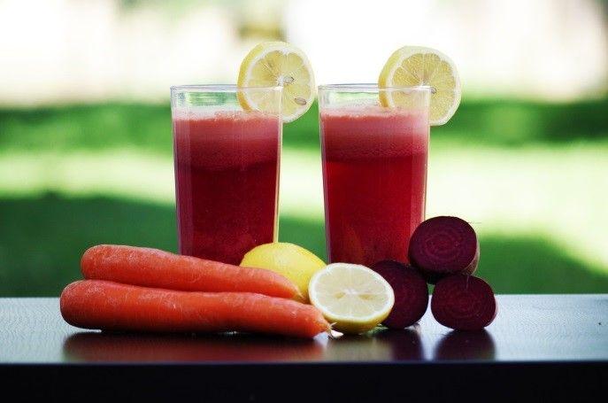Obst- und Gemüse-Smoothies können der Kick-off für eine Detox-Kur sein