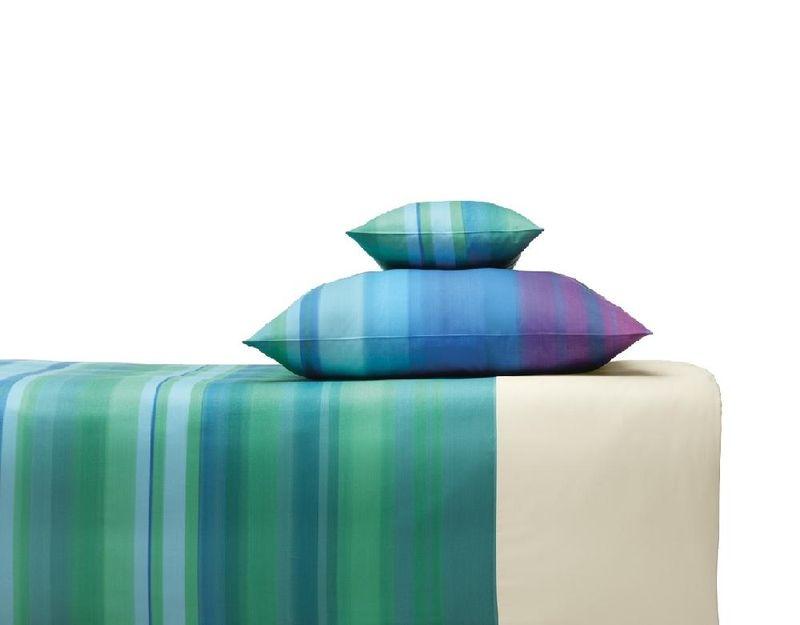 Sommer-Bettwäsche muss luftig sein wie eine frische Brise