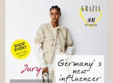Zusammen mit H&M fördert das Premium-Fashion-Weekly junge Talente und kürt die digitalen Modestars von morgen