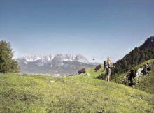 Wanderbarer Altweibersommer mit dem Hotel Kitzhof
