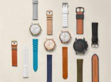 Fossil mit Hybrid-Smartwatches