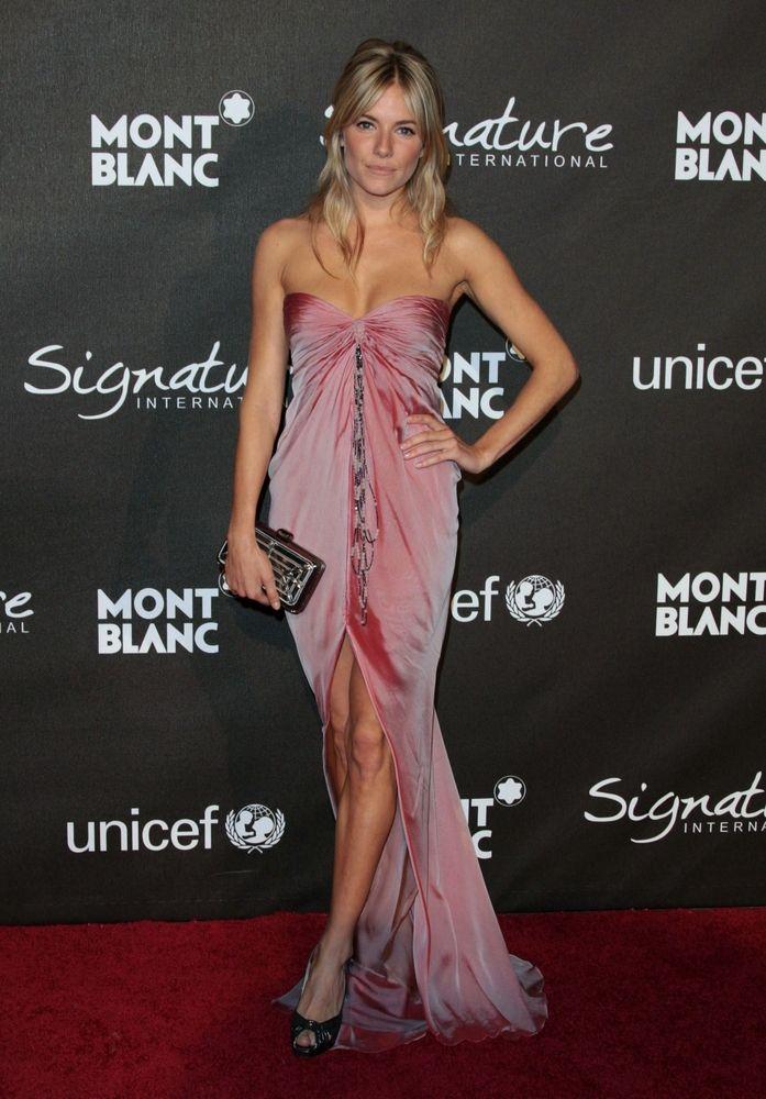Sienna Miller in Ungaro