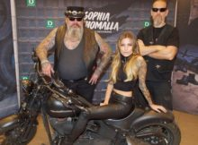 Sophia Thomalla: Boots für Deichmann