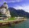 Das Parkhotel Vitznau in der Schweiz