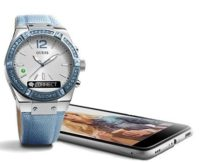 Die Guess connect Fashion-Smartwatch