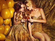 Glitter und Glamour sind im Trend