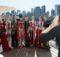 """""""J Autumn Fashion Show"""" an Bord von AIDAluna in New York von Jessica Minh Anh"""