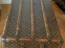 Louis Vuitton Wardrobe Trunk Schrankkoffer Truhe