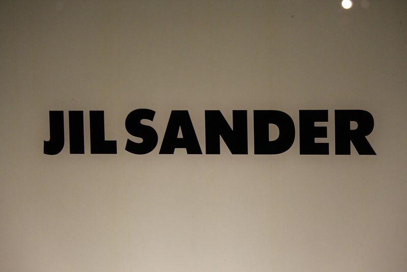 Modelegende Jil Sander