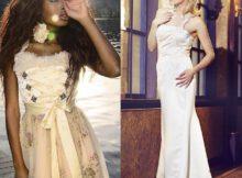 Afrikanisch-bayerische Modekunst