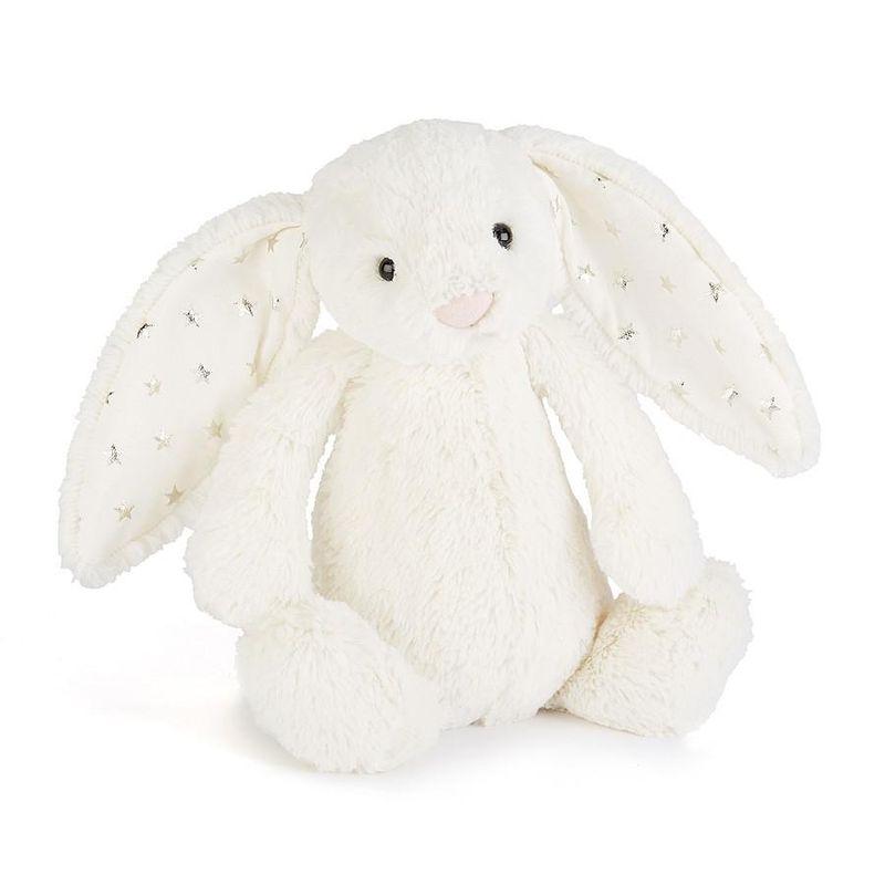 Bashful-Twinkle-Bunny in Jellycat Kuscheltiere feiert 18. Geburtstag!